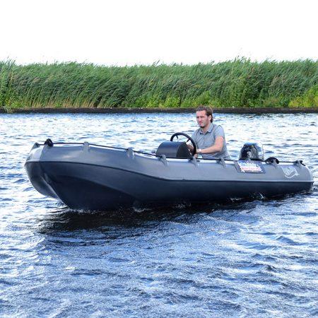 Whaly 435 sloep boot huren aalsmeer